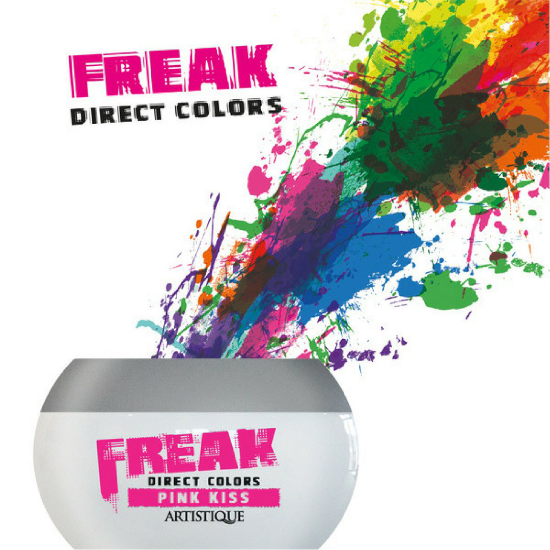 Freak Direct Color Turquoise 135 ml