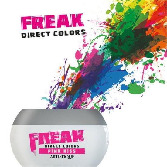 Freak Direct Color Lemon Yellow 135 ml