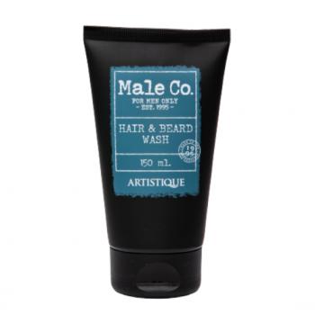 Male Co. Hair & Beard Wash 150 ml