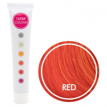 1 Step Colour Red 50 g